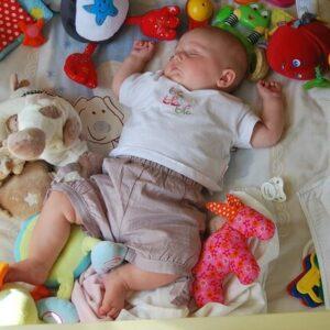 Toys to improve Baby Brain Development