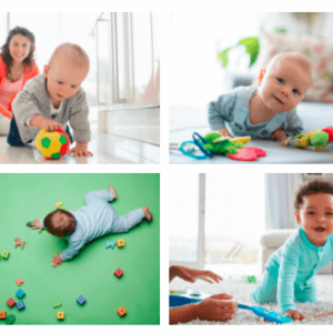 crawling baby toys